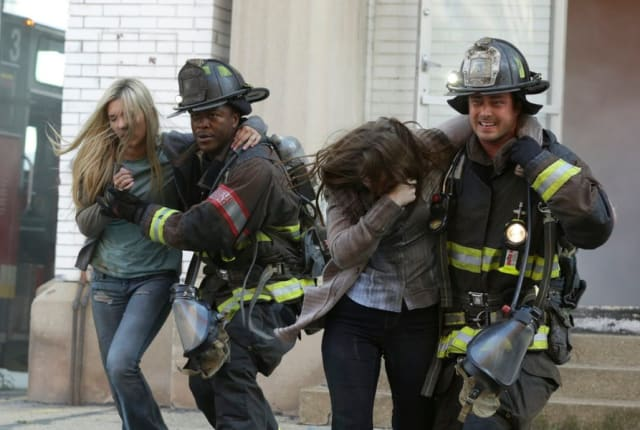 Watch Chicago Fire Season 3 Episode 4 Online - TV Fanatic