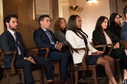 In The Courtroom - How To Get Away With Murder Season 5 Episode 5