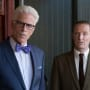 Michael and Shawn - The Good Place Season 2 Episode 9