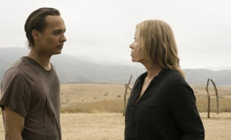 Promise - Fear the Walking Dead Season 3 Episode 13