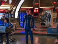 Lorca, the Stand Up Captain - Star Trek: Discovery