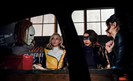 The Meta Criminals Unite - The Flash Season 5 Episode 20