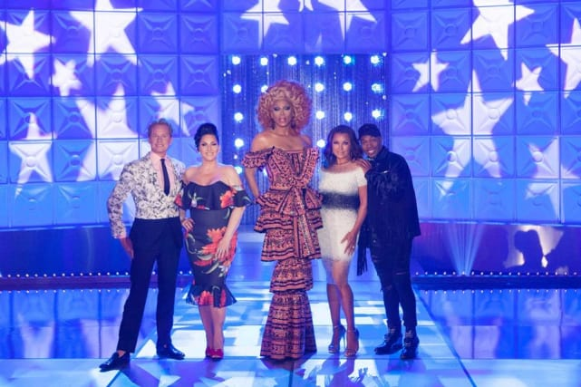 Vanessa Williams & Todrick Returned As Judges