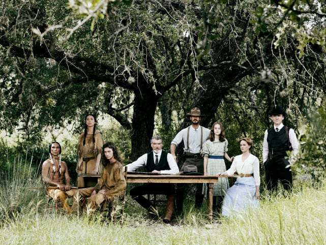 The Cast of The Son