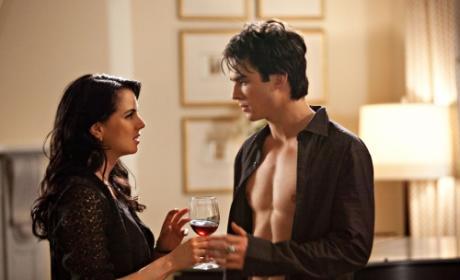 Isobel and Damon