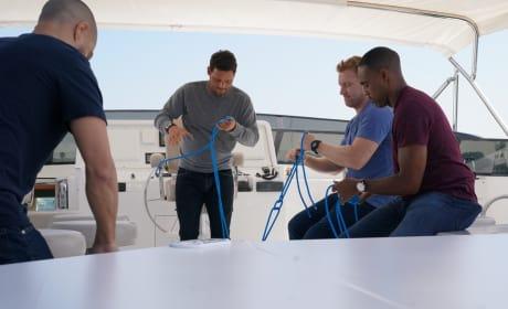 Knot Much Work - Grey's Anatomy Season 14 Episode 6