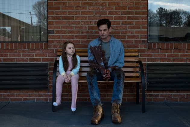 The Haunting Of Hill House Review Twas A Dark And Stormy Night Tv Fanatic