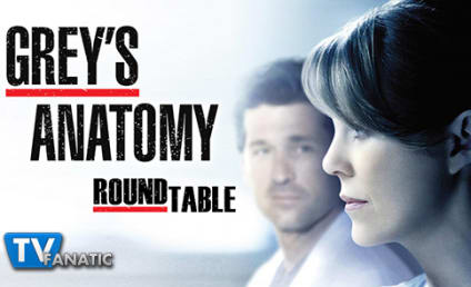 Grey's Anatomy Round Table: Fight Night