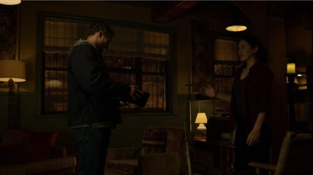 Mysterious Heirloom - Iron Fist Season 2 Episode