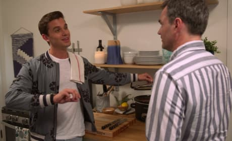Cooking With Antoni