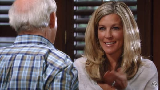 Carly and Mike — General Hospital