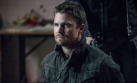 Why So Sad Oliver - Arrow Season 6 Episode 6