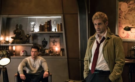 What Did You Say? - DC's Legends of Tomorrow Season 3 Episode 10
