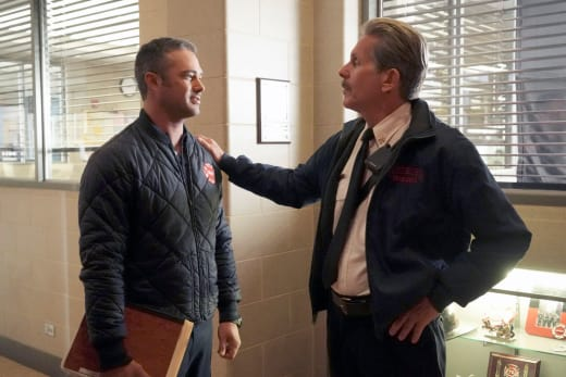 Old Friends - Chicago Fire