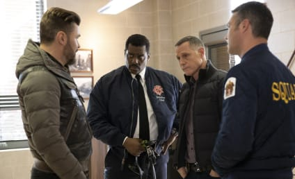Chicago Fire Season 8 Episode 15 Review: Off the Grid