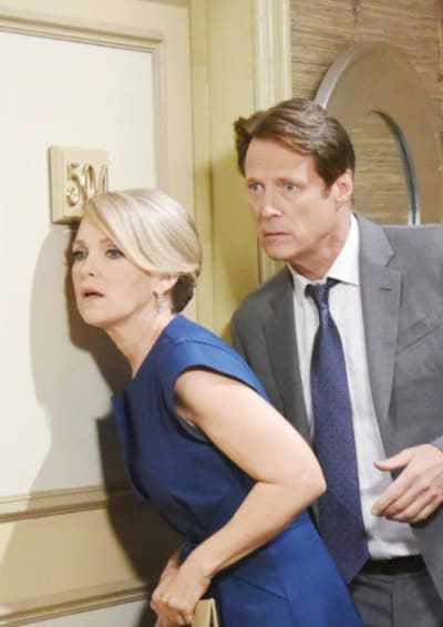 Jennifer and Jack Snoop - Days of Our Lives