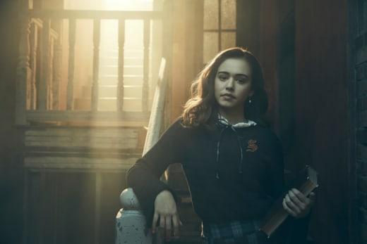 Kaylee Bryant as Josie Saltzman - Legacies