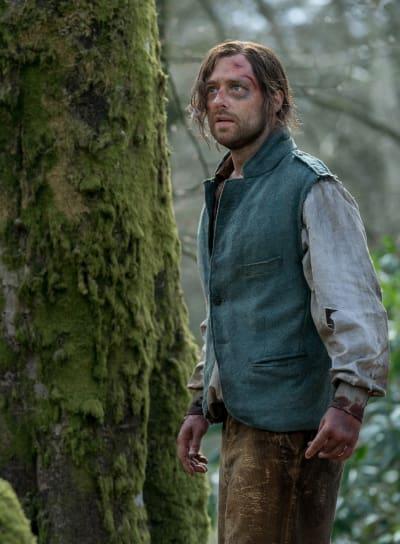 Poor Roger - Tall - Outlander Season 4 Episode 10