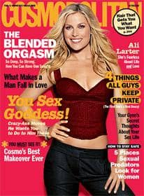 Cosmo Cover Girl