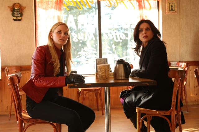 Emma and Regina - Once Upon a Time