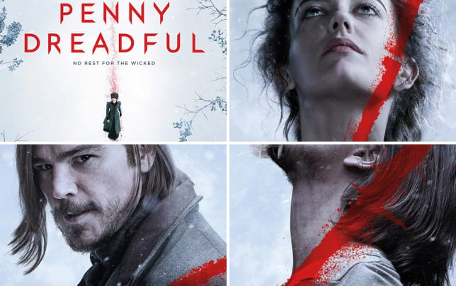 Penny dreadful season 2 poster art penny dreadful season 2 artwork
