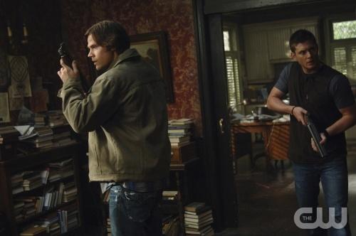 Sam and Dean Winchester