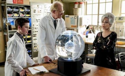 Watch Young Sheldon Online: Season 4 Episode 13