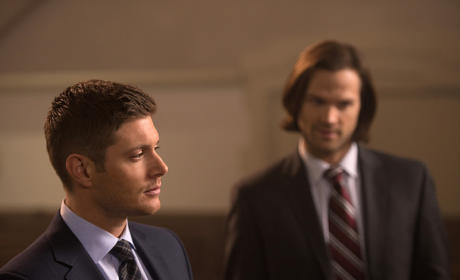 Sam and Dean - Supernatural Season 10 Episode 16