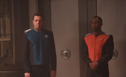 Watch The Orville Online: Season 1 Episode 3