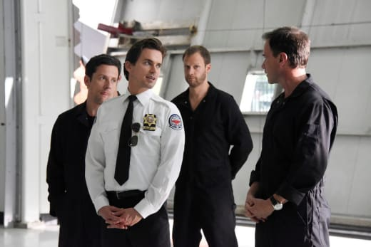 White Collar Season 6 Episode 6 Review Au Revoir Tv Fanatic