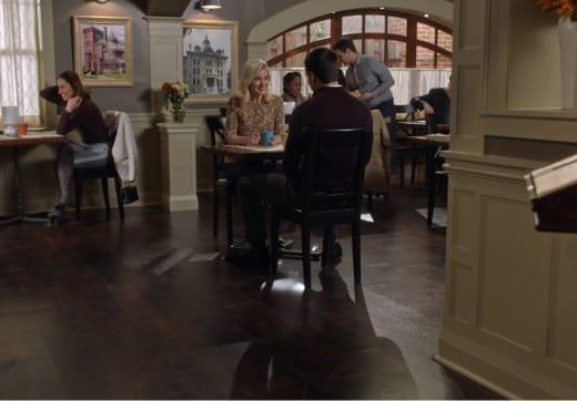 Tough Conversation - Good Witch Season 6 Episode 9