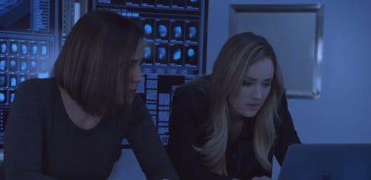 Teamwork - Blindspot Season 3 Episode 5