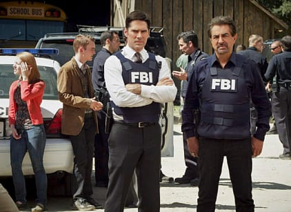 Watch Criminal Minds Season 8 Episode 17 Online