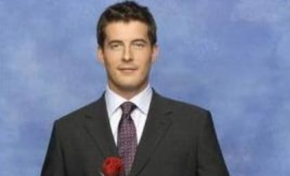 A Photo of Matt Grant, The Bachelor