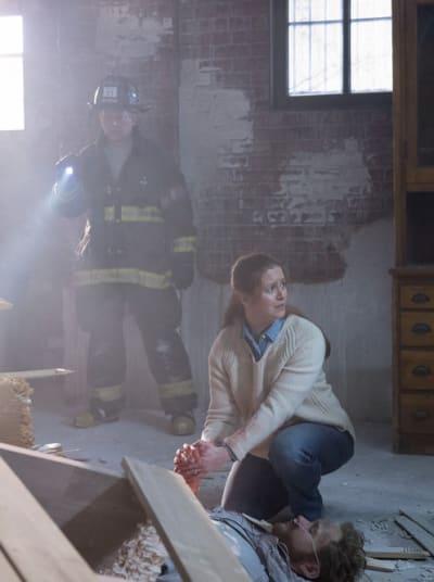 Triggering Bad Memories - Chicago Med Season 6 Episode 12