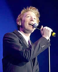 Clay Aiken Makes the TV Rounds