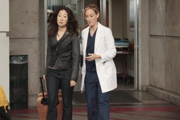 Teddy and Cristina Picture
