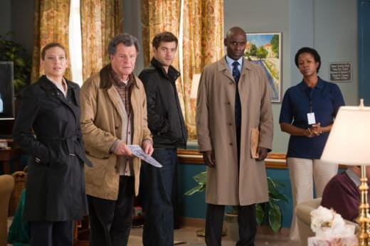 Fringe Cast of Characters
