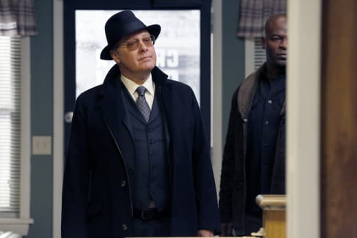 A Creative Solution - The Blacklist