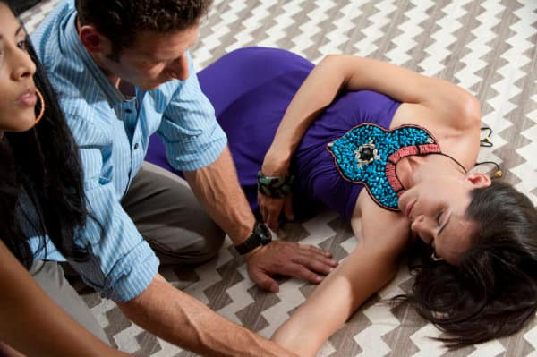 Rena Sofer on Royal Pains