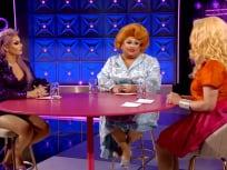 Pink Table Talk - RuPaul's Drag Race All Stars
