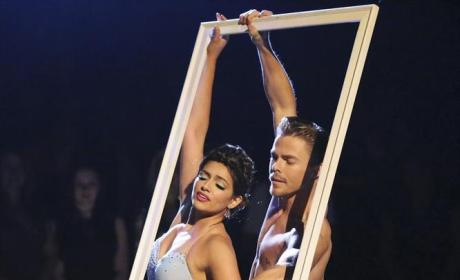 Bethany and Derek's Contemporary Routine  - Dancing With the Stars Season 19 Episode 12