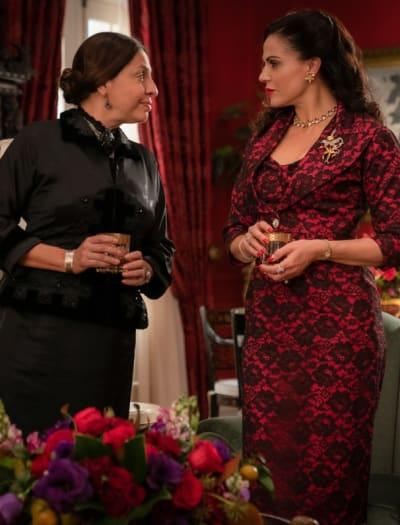 Catherine and Rita - Why Women Kill Season 2 Episode 3