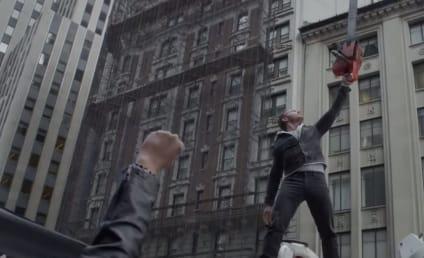 Sharknado 3 Teaser: Behind the Bloody Scenes
