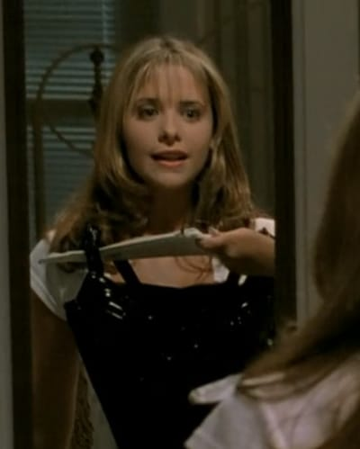 What to Wear? - Buffy the Vampire Slayer Season 1 Episode 1