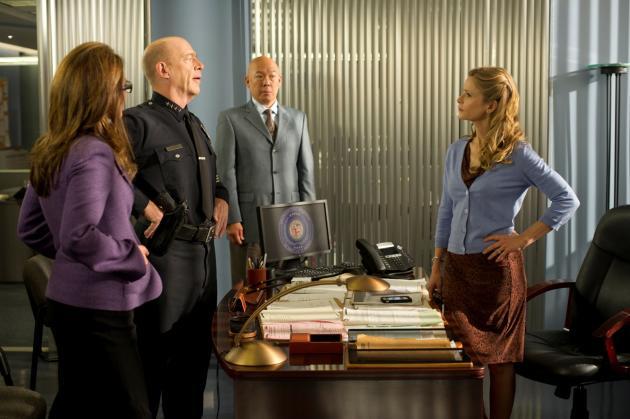 In Brenda's Office