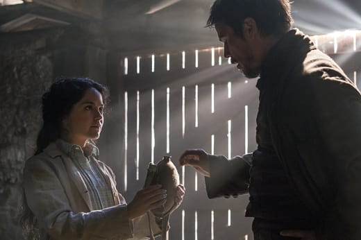 Hecate and Ethan - Penny Dreadful