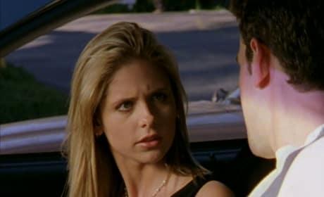 Broken Nose - Buffy the Vampire Slayer Season 2 Episode 20