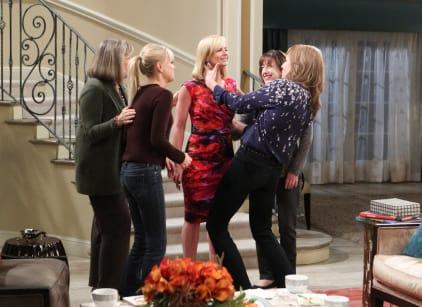 Watch Mom Season 5 Episode 13 Online