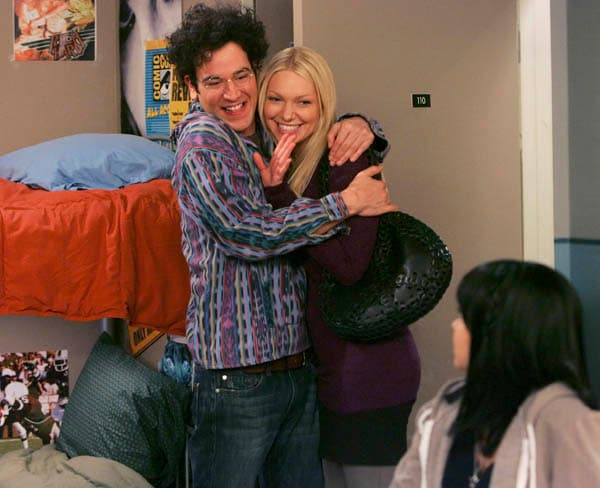 Ted and Karen in College
